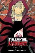 Cover-Bild zu Arakawa, Hiromu: Fullmetal Alchemist (3-in-1 Edition), Vol. 5