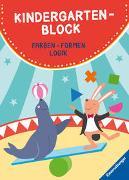 Cover-Bild zu Kindergartenblock von Lohr, Anja