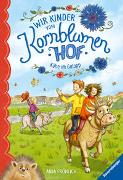 Cover-Bild zu Wir Kinder vom Kornblumenhof, Band 3: Kühe im Galopp von Fröhlich, Anja
