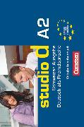 Cover-Bild zu Studio d, Deutsch als Fremdsprache, Schweiz, A2, Vokabeltaschenbuch
