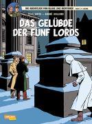 Cover-Bild zu Sente, Yves: Blake und Mortimer 18: Das Gelübde der fünf Lords
