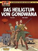 Cover-Bild zu Juillard, André: Blake und Mortimer 15: Das Heiligtum von Gondwana