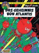 Cover-Bild zu Jacobs, Edgar-Pierre: Blake und Mortimer 7: Das Geheimnis von Atlantis