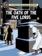 Cover-Bild zu Sente, Yves: Blake & Mortimer 18 - The Oath of the Five Lords