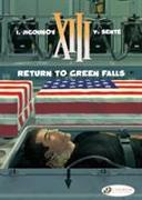 Cover-Bild zu Sente, Yves: XIII Vol.21: Return to Green Falls