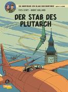 Cover-Bild zu Sente, Yves: Blake und Mortimer 20: Der Stab des Plutarch