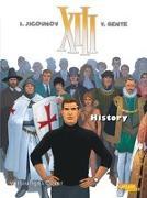 Cover-Bild zu Sente, Yves: XIII 25: The XIII History