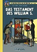 Cover-Bild zu Sente, Yves: Die Abenteuer von Blake und Mortimer 20 Vorzugsausgabe: Das Testament des William S