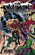 Cover-Bild zu Lee, Stan (Ausw.): Inhumans: Beware the Inhumans
