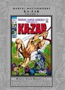 Cover-Bild zu Lee, Stan: Marvel Masterworks: Ka-zar - Volume 1