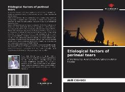 Cover-Bild zu Cishugi, Akili: Etiological factors of perineal tears