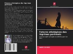 Cover-Bild zu Cishugi, Akili: Fatores etiológicos das lágrimas perineais