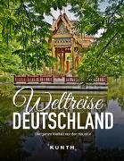 Cover-Bild zu Weltreise Deutschland