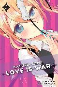Cover-Bild zu Akasaka, Aka: Kaguya-sama: Love Is War, Vol. 3