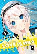 Cover-Bild zu Akasaka, Aka: Kaguya-sama: Love is War 04