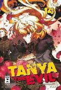 Cover-Bild zu Tojo, Chika: Tanya the Evil 14