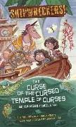 Cover-Bild zu Peterson, Scott: Shipwreckers: The Curse of the Cursed Temple of Curses - Or - We Nearly Died. a Lot