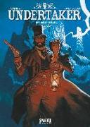 Cover-Bild zu Dorison, Xavier: Undertaker. Band 1 (Splitter Diamant Vorzugsausgabe)