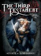 Cover-Bild zu Dorison, Xavier: The Third Testament Vol. 2: The Angel's Face