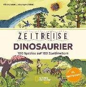 Cover-Bild zu Exley, William: Zeitreise Dinosaurier: 100 Spezies auf 180 Zentimetern