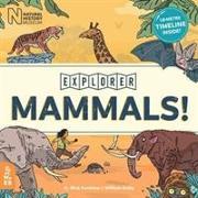 Cover-Bild zu Forshaw, Nick: Mammals!