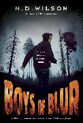 Cover-Bild zu Wilson, N. D.: Boys of Blur