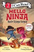 Cover-Bild zu Wilson, N. D.: Hello, Ninja. Hello, Stage Fright!