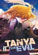 Cover-Bild zu Tojo, Chika: Tanya the Evil 06