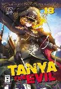 Cover-Bild zu Tojo, Chika: Tanya the Evil 13
