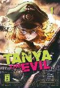 Cover-Bild zu Tojo, Chika: Tanya the Evil 01