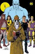 Cover-Bild zu Moore, Alan: Watchmen Deluxe