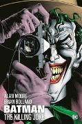 Cover-Bild zu Moore, Alan: Batman Deluxe: The Killing Joke