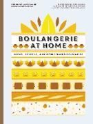 Cover-Bild zu Landemaine, Rodolphe: Boulangerie at Home
