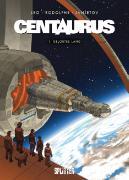 Cover-Bild zu Léo: Centaurus 1: Gelobtes Land