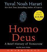 Cover-Bild zu Harari, Yuval Noah: Homo Deus Low Price CD