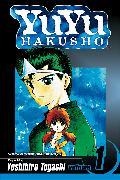 Cover-Bild zu Togashi, Yoshihiro: YuYu Hakusho, Vol. 1
