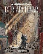 Cover-Bild zu Schuiten, François: Der Archivar