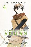 Cover-Bild zu The Heroic Legend of Arslan 4 von Tanaka, Yoshiki