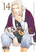 Cover-Bild zu The Heroic Legend of Arslan 14 von Arakawa, Hiromu