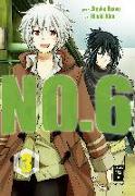 Cover-Bild zu Asano, Atsuko: NO. 6 03