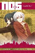 Cover-Bild zu Asano, Atsuko: No. 6 Volume 4