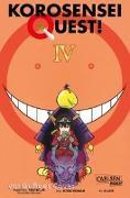 Cover-Bild zu Matsui, Yusei: Korosensei Quest! 4
