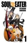 Cover-Bild zu Atsushi Ohkubo: SOUL EATER, VOL. 1