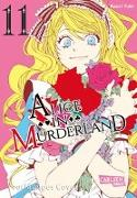 Cover-Bild zu Yuki, Kaori: Alice in Murderland 11