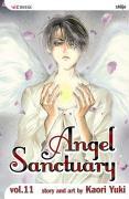 Cover-Bild zu Yuki, Kaori: Angel Sanctuary, Vol. 11, 11