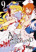 Cover-Bild zu Yuki, Kaori: Alice in Murderland 9