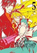 Cover-Bild zu Kaori Yuki: Alice In Murderland, Vol. 5