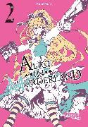 Cover-Bild zu Yuki, Kaori: Alice in Murderland, Band 2