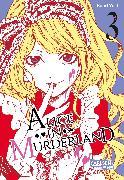 Cover-Bild zu Yuki, Kaori: Alice in Murderland, Band 3
