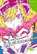 Cover-Bild zu Yuki, Kaori: Alice in Murderland, Band 4